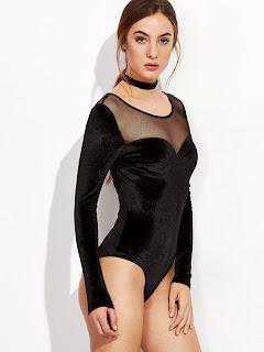 http://es.shein.com/Black-Illusion-Neckline-Velvet-Bodysuit-p-320980-cat-1882.html