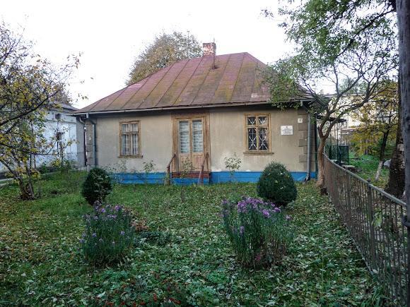 Стрий. Будинок О. Бобикевича