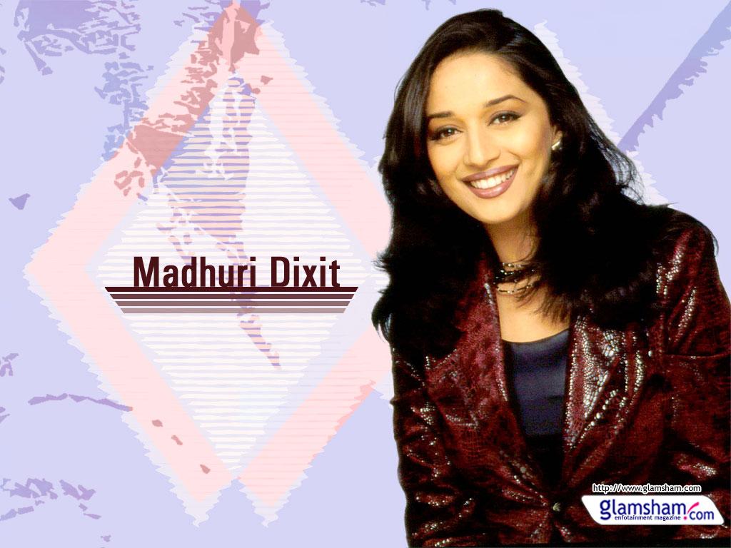 Madhuri Dixit Hot Hd Wallpaper  Hd Wallpaper-7119