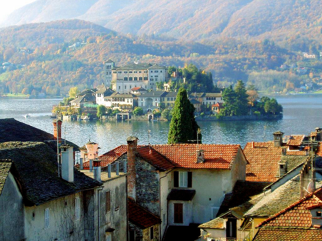 Benvenuti a Lake Orta in northern Italy, just one of many in Italy's Lake District. All photography property of Travel Marketing unless otherwise noted. Unauthorized use is prohibited.