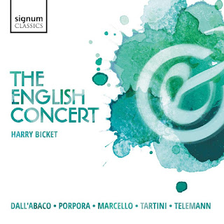 The English Concert - Signum Classics