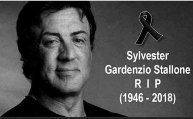 'Please ignore this stupidity, I'm alive and well' - Sylvester Stallone dismisses rumour he has died of cancer