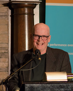 David Carpenter. Vertigo Reading Series, Regina. Copyright © Shelley Banks, all rights reserved.