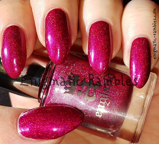 Swatch: A-England-Peaseblossom-A-Fairy-Shakespeares-Fairies-Collection