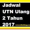 Jadwal Utn Ulang 2 2017 Berdasarkan Surat Dirjen GTK