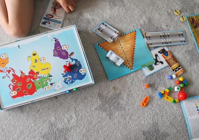Spieletipp Ferientipp mit Verlosung Gewinnspiel Kinderspiele aus aller Welt Jules kleines Freudenhaus