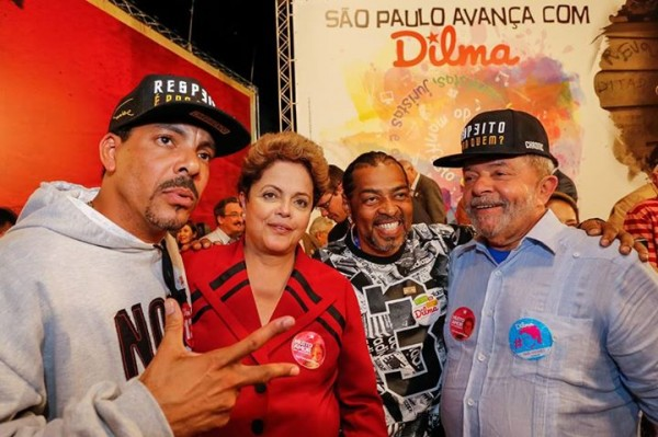 Movimentos de hip-hop de todo o país se unem à luta contra o golpe