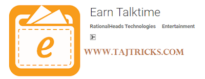 Earn talktime Loot - Rs.50 Free