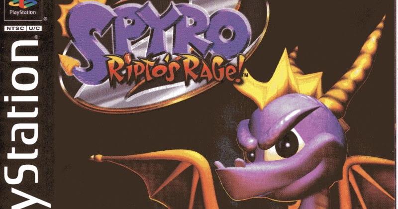 MUNDO PLAYSTATION: (PSX) SPYRO 2 RIPTO'S RAGE - NTSC-U - MEGA