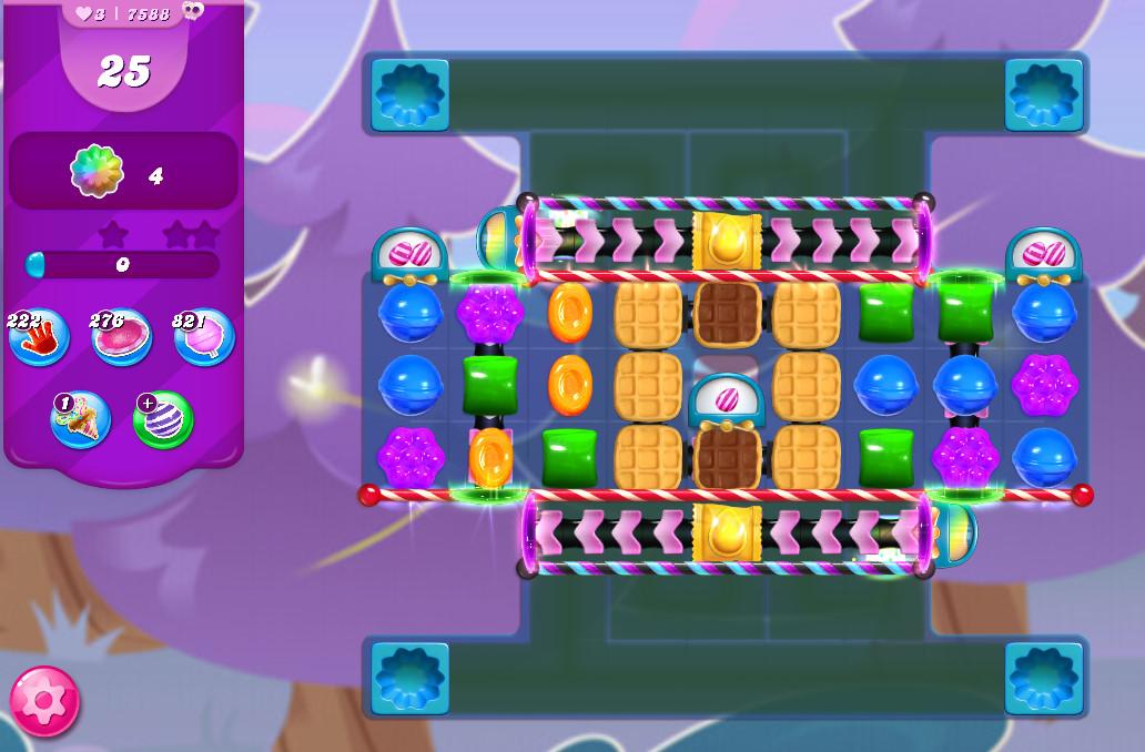 Candy Crush Saga level 7588