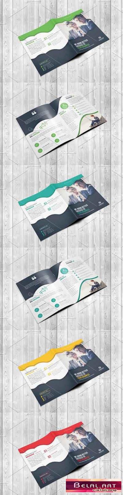 Corporate Bi-Fold Brochure Template 2635548-belal.art