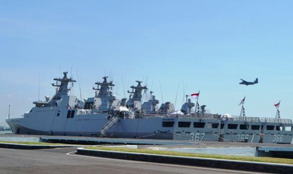 Kapal perang Koarmatim
