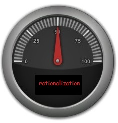 The Philosopher's Rationalization-O-Meter