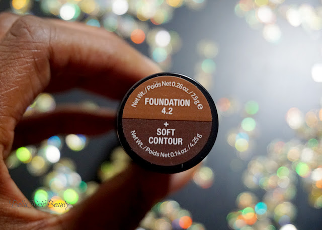 Smashbox Studio Skin Shaping Foundation (Shade 4.2) | bellanoirbeauty.com
