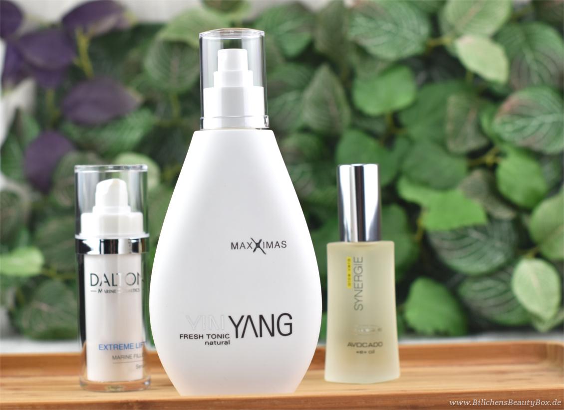 Pflegeprodukte aus dem Blogger Club - YIN YANG Fresh Tonic natura - Review und Erfahrung