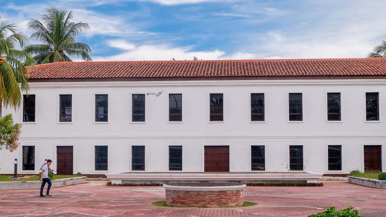 amazing architecture of Fort Pilar