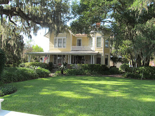 Amelia Island historic homes nice