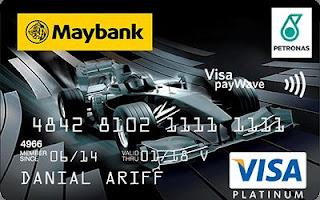 Kredit Kad Maybank Credit Card
