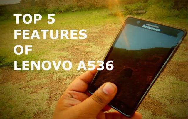 Harga HP Lenovo A536 Tahun 2017 Lengkap Dengan Spesifikasi | Luas Layar 5 Inchi Kamera 5 MP