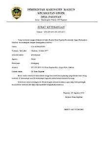 Contoh Surat Bebas Biaya Pendidikan