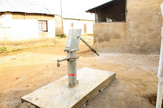 NGO Funds Borehole Project in Zhidu Community, Abuja