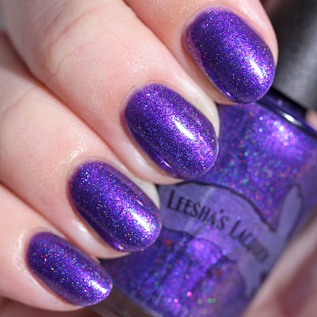 Leesha's Lacquer Time & Space