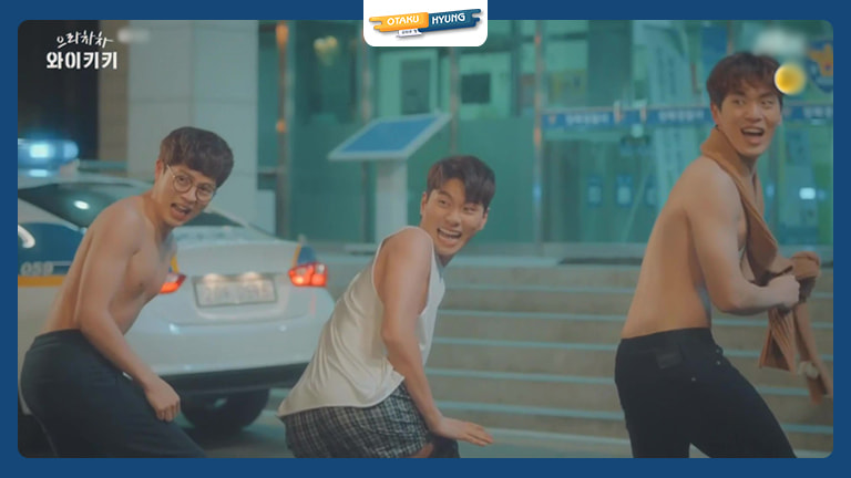 Rekomendasi Drama Korea (K-Drama) Paling Lucu