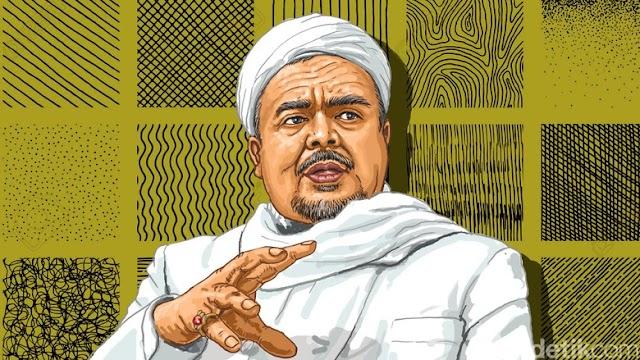Habib Rizieq Shihab : Apa Alasan Pilih Sandiaga Uno, Simak Video Pernyataan Habib Rizieq