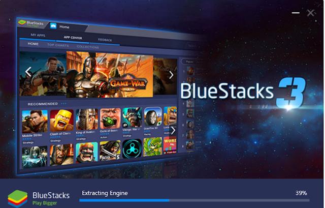 تحميل برنامج بلوستاكس عربي مجانا للكمبيوتر BlueStacks App Player