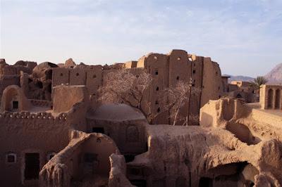 Bayazeh fortress. Khor, Iran