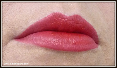 Clarins Rouge Eclat Passion red