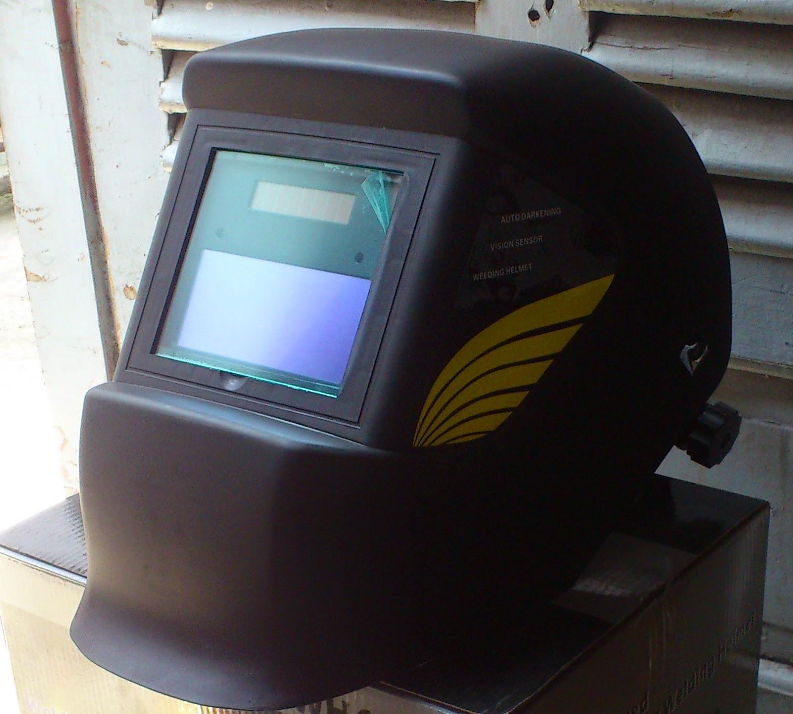 Hình ảnh mặt nạ hàn cảm biến điện tử Proguard WH4000