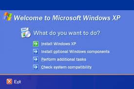 OCANX CUTERZ {JAMS}: SPESIFIKASI KOMPUTER OS WINDOWS XP