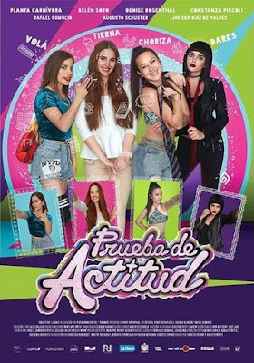 Prueba De Actitud 2016 Custom HD Latino