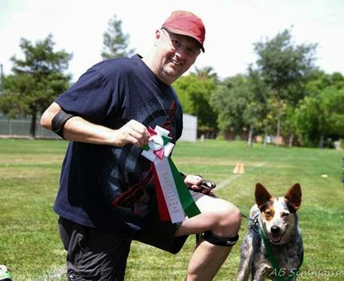 Vader: Disc Dogs of the Golden Gate Cinco de Fido II - UFO Local Tourn Winner, Open Div, with Bruce E. Simmons