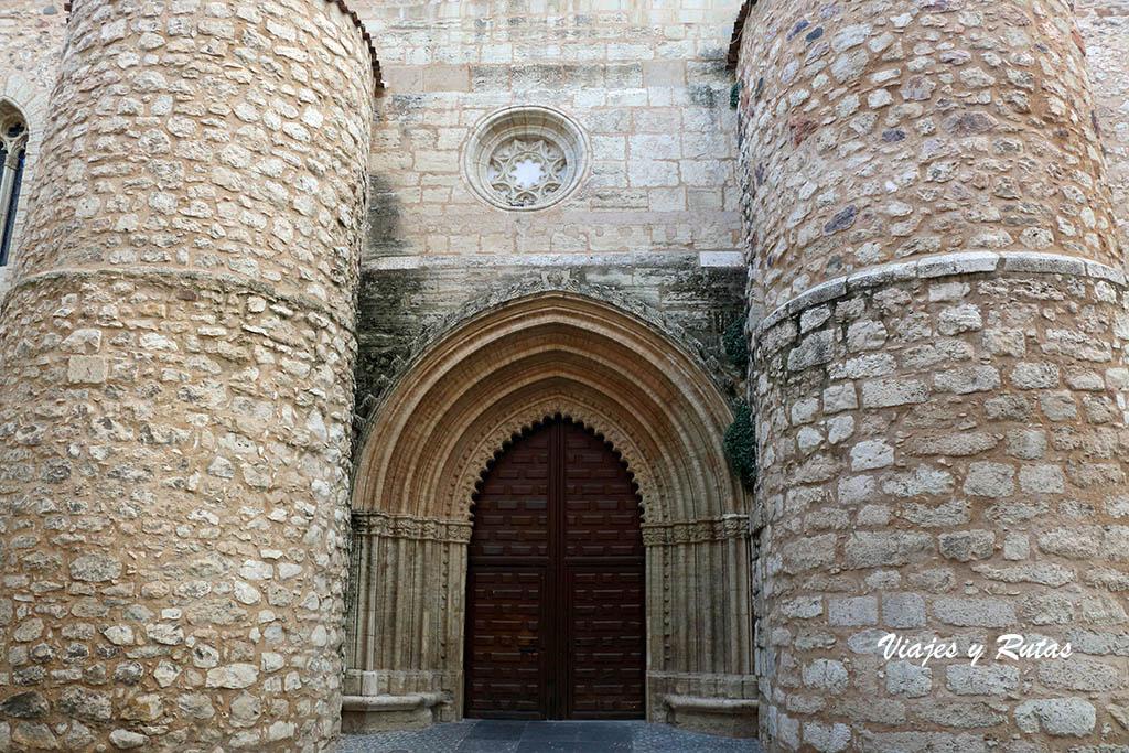 Iglesia de san Pedro, Ciudad Real