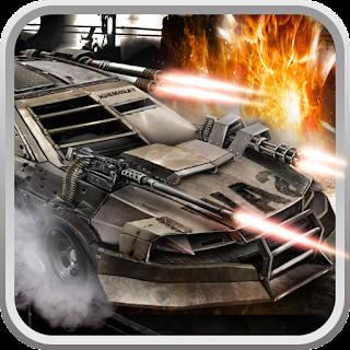 pada kesempatan kali ini admin akan membagikan sebuah  Mad Death Race: Max Road Rage v1.8.2 Mod Apk (Unlimited Money)
