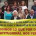 Pensionistas de Venezuela en Asturias reclaman al Gobierno español el pago de los 'complementos a mínimos'