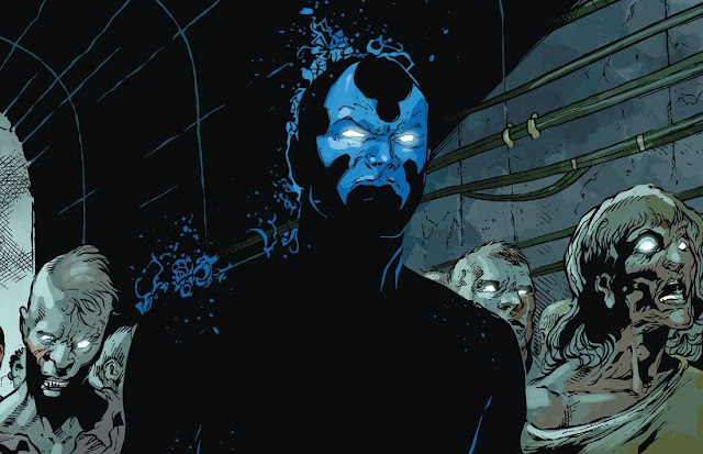 siapa Obsidian (Todd Rice), Superhero DC yang Mampu Memanipulasi Bayangan