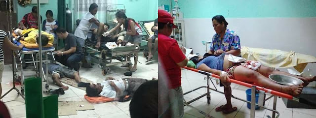 BREAKING NEWS: 27 Hurt As Leyte Is Rocked By Bomb Blast!