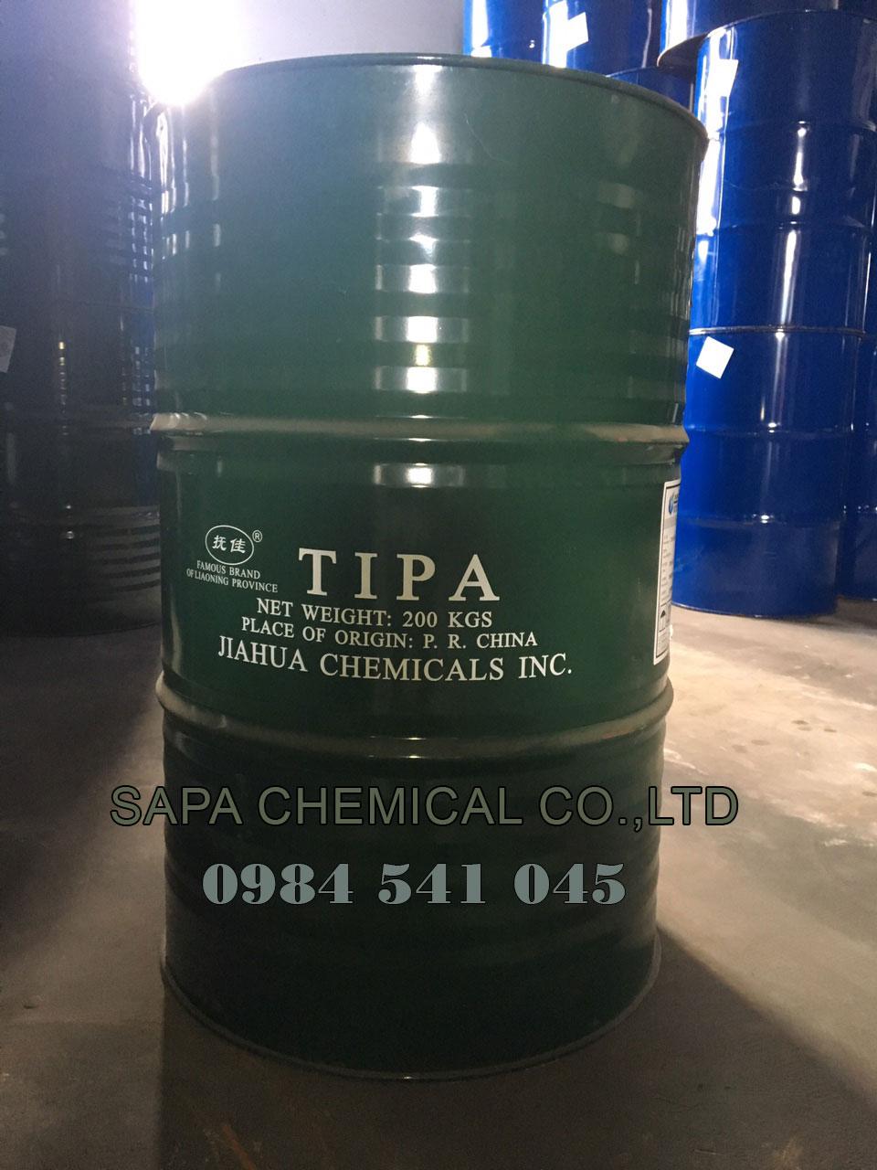 Hóa Chất SAPA | Triisopropanolamine (TIPA)