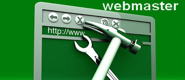 أدوات مشرفي المواقع webmaster