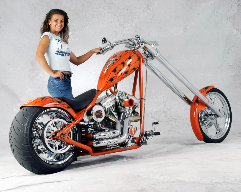 Motorcycle Custom: Auto Stark Bikes: American Chopper Bikes