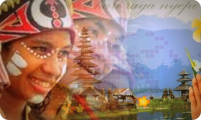 Hari Raya Nyepi pada 28 Maret Jadi Libur Fakultatif