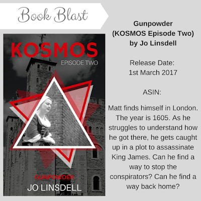 Gunpowder: It's Release Day! #KOSMOS