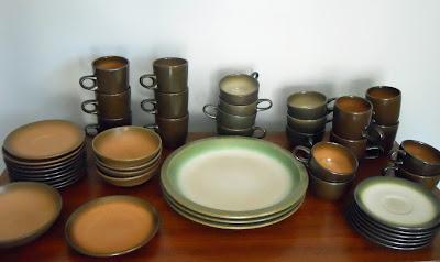 vintage Heath ceramics
