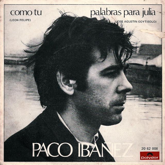 Palabras para Julia. Paco Ibáñez. Single