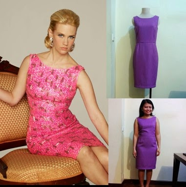 Betty Dress From Mad Men TV Show