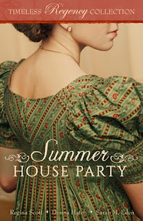 Heidi Reads... Summer House Party (Timeless Regency Collection) by Regina Scott, Donna Hatch, Sarah M. Eden