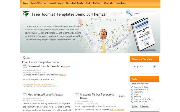 Google adsense code on template background joomla! Forum.